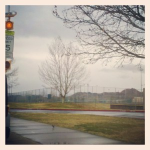 neighborhood school tennis courts